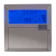 IB-Tron 1000HT-BL-230V - Programmable room/floor/tank thermostat, with backlight, with power supply 230V.